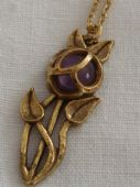 Mackintosh Collection Pendant by Miracle - Retro Arts and Crafts (SOLD)